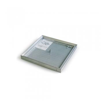 Люк напольный Практика Барьер 50-50 со съемной крышкой