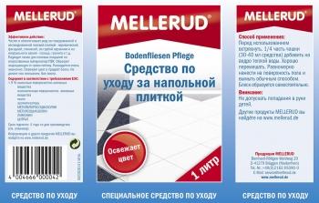 Средство по уходу за напольной плиткой Mellerud 1 литр