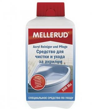Средство для чистки и ухода за акрилом Mellerud 500 мл