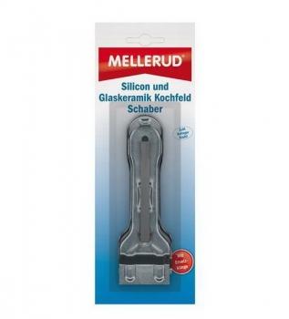 Скребок для силикона и стеклокерамических варочных поверхностей Mellerud