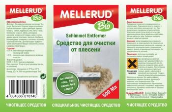 Средство для очистки от плесени Mellerud BIO 500 мл