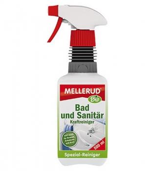 Средство для чистки сильных загрязнений ванны и санузла Mellerud BIO