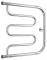 Полотенцесушитель водяной Стилье Тандем 2П 500х500