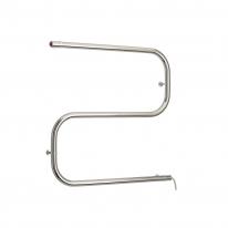 Полотенцесушитель электрический Стилье S-образный 600х600 00502-6060