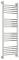 Полотенцесушитель водяной Сунержа Богема+ прямая 1200х400 с защитой
