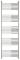 Полотенцесушитель водяной Сунержа Богема+ прямая 1900х600 с защитой