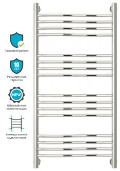 Полотенцесушитель водяной Сунержа Флюид+ 1000х500 с защитой