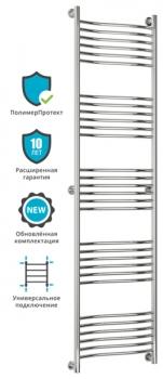 Полотенцесушитель водяной Сунержа Флюид+ 1900х500 с защитой