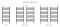 Полотенцесушитель водяной Сунержа Богема 4 полки+ 1200х600 с защитой