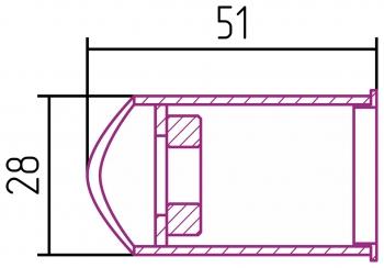 Модуль скрытого подключения Сунержа для МЭМ